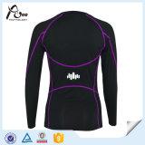 Womens Wear Conjuntos de compresión para correr un ajuste seco