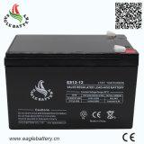 12V 12ah AGM gedichtete Leitungskabel-Säure-Batterie für UPS