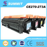 Kompatibler Laser Color Toner Cartridge für CE270 CE271 CE272 CE273