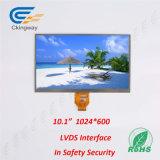 Schnittstelle TFT des Ckingway Pixel-Abstand-0.2175X0.2088 LCD Lvds bettete PC Bildschirmanzeigen ein