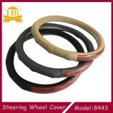 PVC+Wood de Dekking van het Stuurwiel van de Auto voor Auto