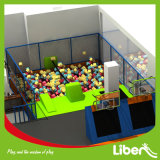 Dodgeball Court de Project australiano Commercial Indoor Trampoline