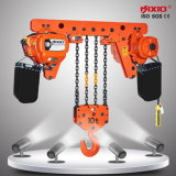 Kixio 10t Electric Chain Hoist mit CER Approval
