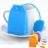 Transport gratuit de tamis de thé de silicones de type de sac