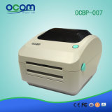 Impresora térmica de etiqueta de código de barras para la impresión de etiquetas de código de barras