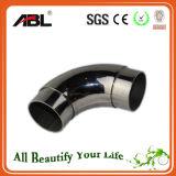 Cotovelo apropriado 304/316 da tubulação do corrimão do aço inoxidável da alta qualidade