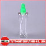 4 Fles van het Huisdier van de Taille van het ons de Plastic voor Kosmetische Verpakking