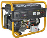 5.5kw Open Type Three Phase Portable Gasoline Generators (zgea6500-3 en zgeb6500-3)