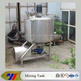 1000L SS Steam Heating High Shear Emulsification Tank