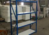 Prateleiras de aço ajustáveis da cremalheira do armazenamento do dever médio industrial