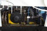 Máquina conectada de la taza de papel de la rueda de engranaje