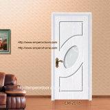 Gleitendes Glas-Tür-schalldichte hölzerne Tür-Ebenen-hölzerne Tür