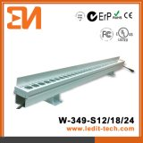 LED媒体の正面の照明壁の洗濯機(H-349-S24-RGB)
