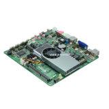 AMD E450 super dünne industrielle Bildschirmanzeige des COM-Mini-Itx 2 Motherboard-1080P