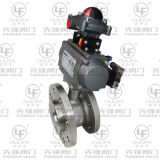 Пневматический полный нижний шариковый клапан (PXGQ41PPL-16R)