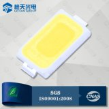 Alto flujo luminoso 60-65lm 5500-6000K CCT 0.5W 5730 SMD LED