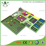 O fabricante profissional de China seja base interna personalizada do Trampoline dos miúdos
