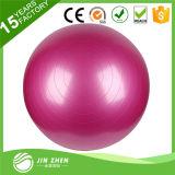 Nueva bola respetuosa del medio ambiente cómoda de la gimnasia del PVC