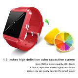 Portable d'U8 Wrist Smart Digital Health Watch avec Bluetooth