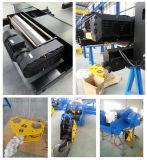 Élévateur électrique de câble métallique de 5 tonnes avec le chariot