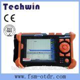 Волокно OTDR испытательного оборудования оптического волокна OTDR функции Techwin Vfl
