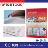 A dor remenda a correção de programa Transdermal do calor das correções de programa do capsicum das correções de programa do relevo de dor do assassino das correções de programa da dor para a parte traseira