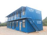 Casa pré-fabricada do baixo pagamento/Prefab móvel Multi-Function em China
