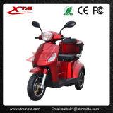 Triciclo elétrico de 3 rodas para Handicapped