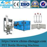 Botella automática del animal doméstico de 6 cavidades que hace la máquina para la cadena de producción del agua