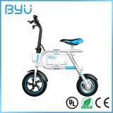 Vélo se pliant électrique intelligent de modèle neuf gros