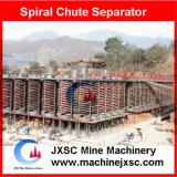ネジ・シュートの鉄砂の選鉱の分離器のプラント