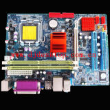 Chipset 965-775 Motherboard dell'Intel per il desktop computer con il CPU dell'Intel Celeron D Socket 775