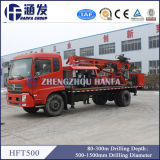 (HFT500)販売のためのトラックによって取付けられる掘削装置