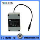 デジタルCCTVシステム販売のための水中管の壁の下水道の点検カメラの標準
