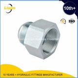 Adaptador hembra-varón hidráulico de alta presión