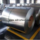 le zingage (Zn) 60g/80g/120g a galvanisé la bobine en acier