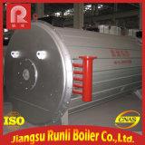Caldeira térmica do petróleo da fornalha fluidized-bed para a indústria