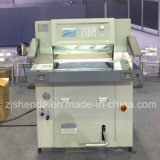670mm Double Hydraulic High Speed Paper Cutting Machine para Sale