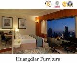 단순한 설계 4 별 호텔 침실 가구 Sale (HD604)