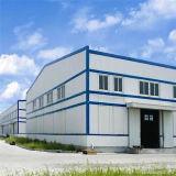 Het de het geprefabriceerde Pakhuis/Workshop/Bureau van Strcuture van het Staal van Qingdao, China