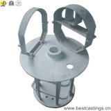 Pezzo fuso di sabbia di alluminio personalizzato OEM di precisione