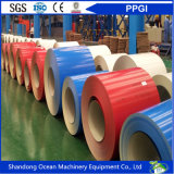Bobinas Prepainted do aço das bobinas do aço do Galvalume/PPGL/bobinas revestidas cor do aço do Galvalume com boa qualidade do preço barato