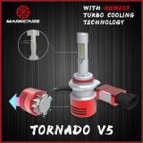 Markcars mejor fábrica 9005/9006 / HB4 LED de luz automático