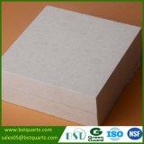 Искусственний белый мраморный имитационный камень кварца