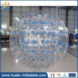 Bola clara inflable de Zorb de la carrocería para la venta