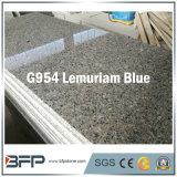 마루/벽을%s 파란 Polished 대리석 화강암 돌 지면 도와