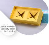 Rectángulo de empaquetado del producto alimenticio sano de papel de la cartulina de la manera