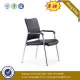 Présidence en cuir de contact de patte en métal de meubles de bureau de conférence (Hx-E056)