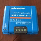Contrôleur solaire intelligent bleu 45A de Fangpusun MPPT150/45 TR 12V 24V 36V 48V MPPT avec l'écran séparé