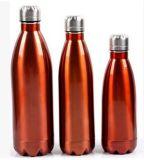 Изолированная нержавеющей сталью бутылка воды для напольных спортов
